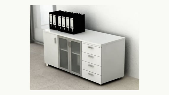 Credenzas Modernas Para Oficina : Muebles para oficinas credenzas armarios y estantes
