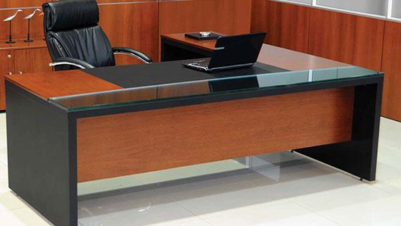 Muebles para oficinas escritorios gerenciales for Escritorios y sillas para oficina
