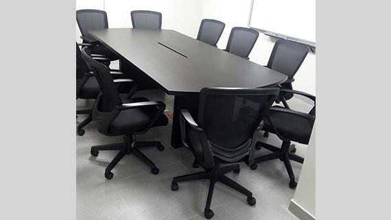 Muebles para Oficinas | Mesa de Directorio para 8 sillas