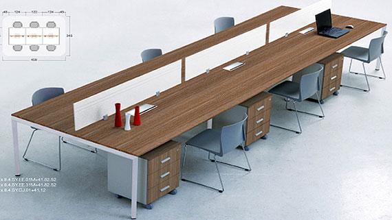 Muebles para oficinas m dulos de trabajo for Escritorios de oficina lima